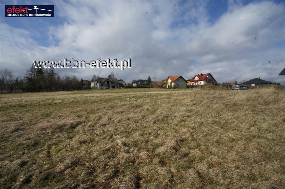 Działka budowlana na sprzedaż Bielsko-Biała, Lipnik  2400m2 Foto 1