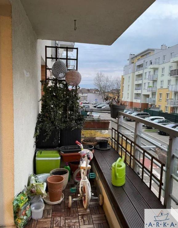 Mieszkanie trzypokojowe na sprzedaż Szczecin, Gumieńce, Kazimierska  71m2 Foto 7