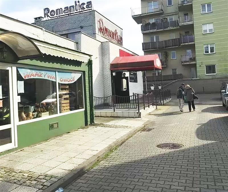 Lokal użytkowy na wynajem Gdańsk, Zaspa, ZASPA, STARTOWA  80m2 Foto 1