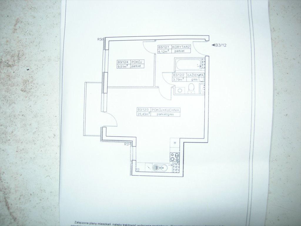 Mieszkanie dwupokojowe na sprzedaż Wrocław, Fabryczna, Żwirki i Wigury  45m2 Foto 14