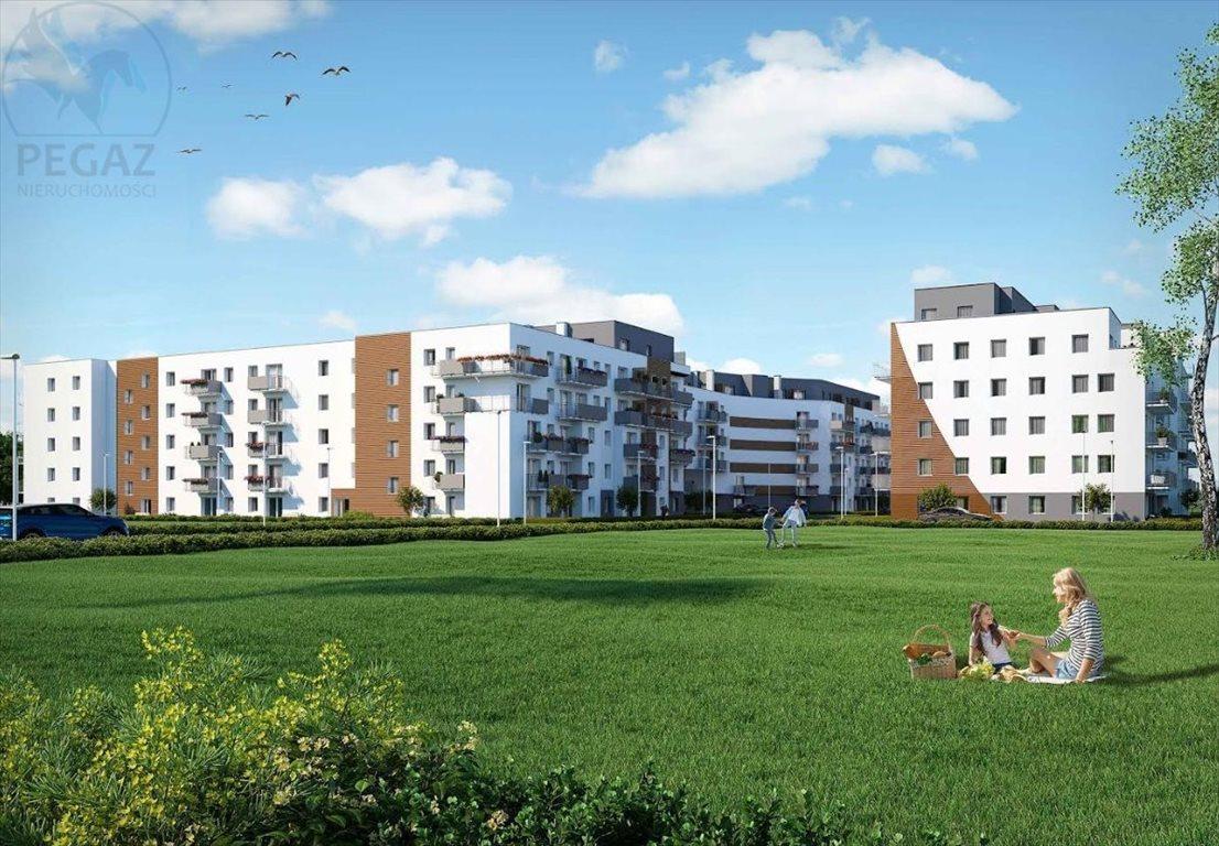 Mieszkanie trzypokojowe na sprzedaż Poznań, Nowe Miasto  48m2 Foto 5