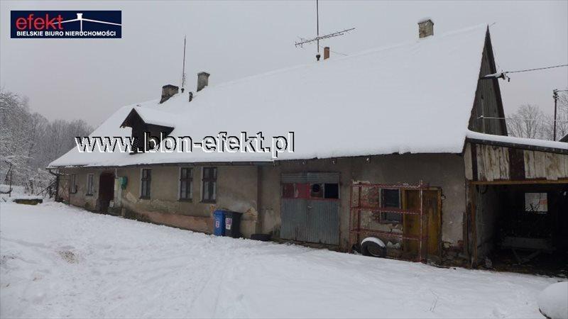 Działka budowlana na sprzedaż Bielsko-Biała, Kamienica  1008m2 Foto 2