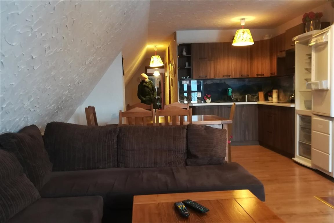 Mieszkanie czteropokojowe  na sprzedaż Białka Tatrzańska, Bukowina Tatrzańska, Środkowa  70m2 Foto 7