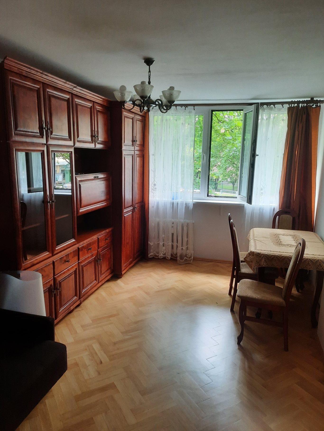 Mieszkanie dwupokojowe na wynajem Warszawa, Ochota, Geodetów 6  37m2 Foto 1