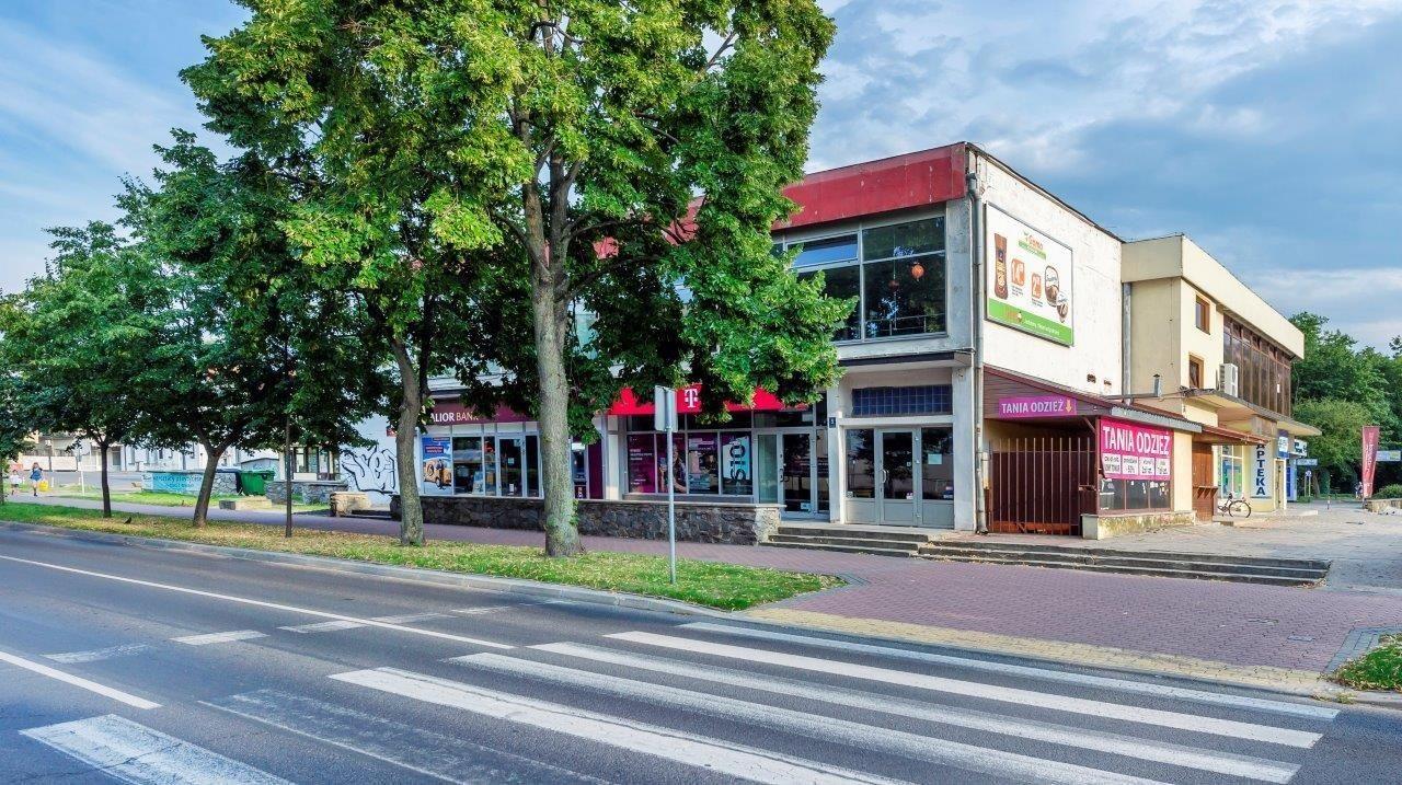 Lokal użytkowy na sprzedaż Puławy, Centralna  352m2 Foto 1