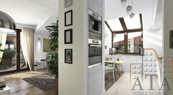 Mieszkanie trzypokojowe na sprzedaż Kiełczów  59m2 Foto 12