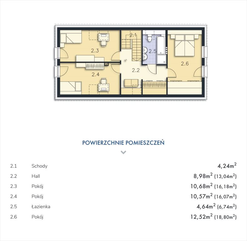 Dom na sprzedaż Nowa Wieś  145m2 Foto 4