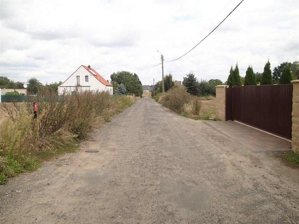 Działka budowlana na sprzedaż Zbrosławice  866m2 Foto 5