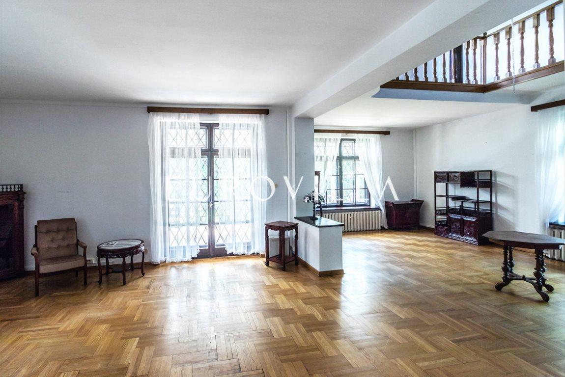 Dom na sprzedaż Warszawa, Mokotów Sadyba  505m2 Foto 1