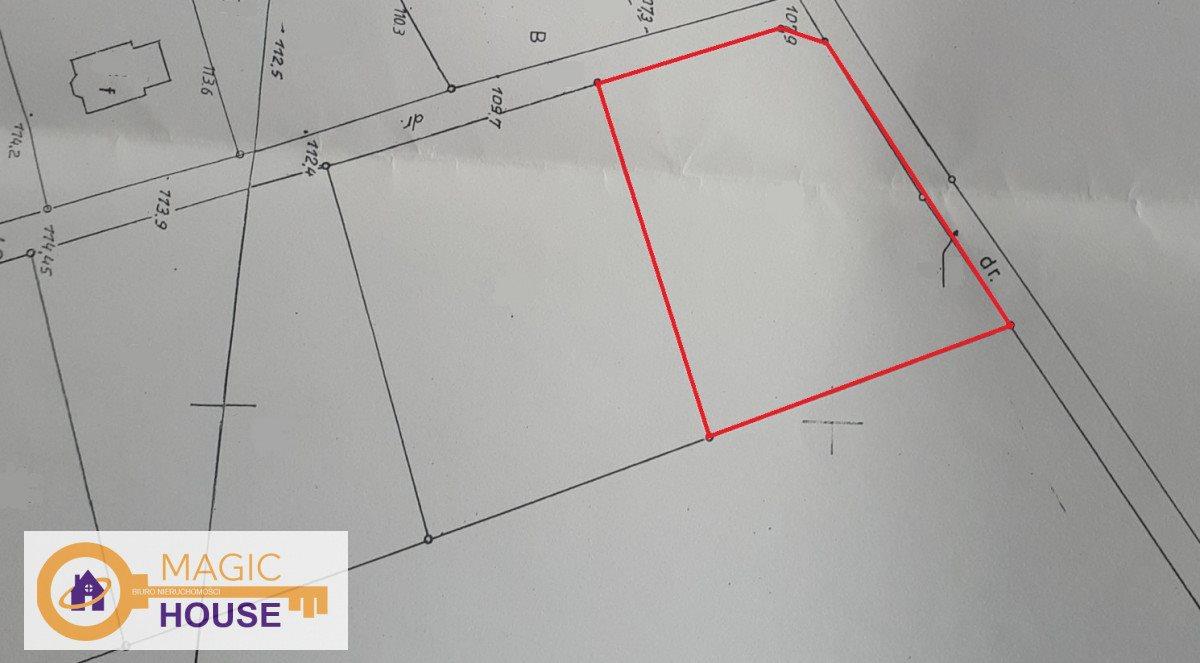Działka budowlana na sprzedaż Zbiczno  3010m2 Foto 6