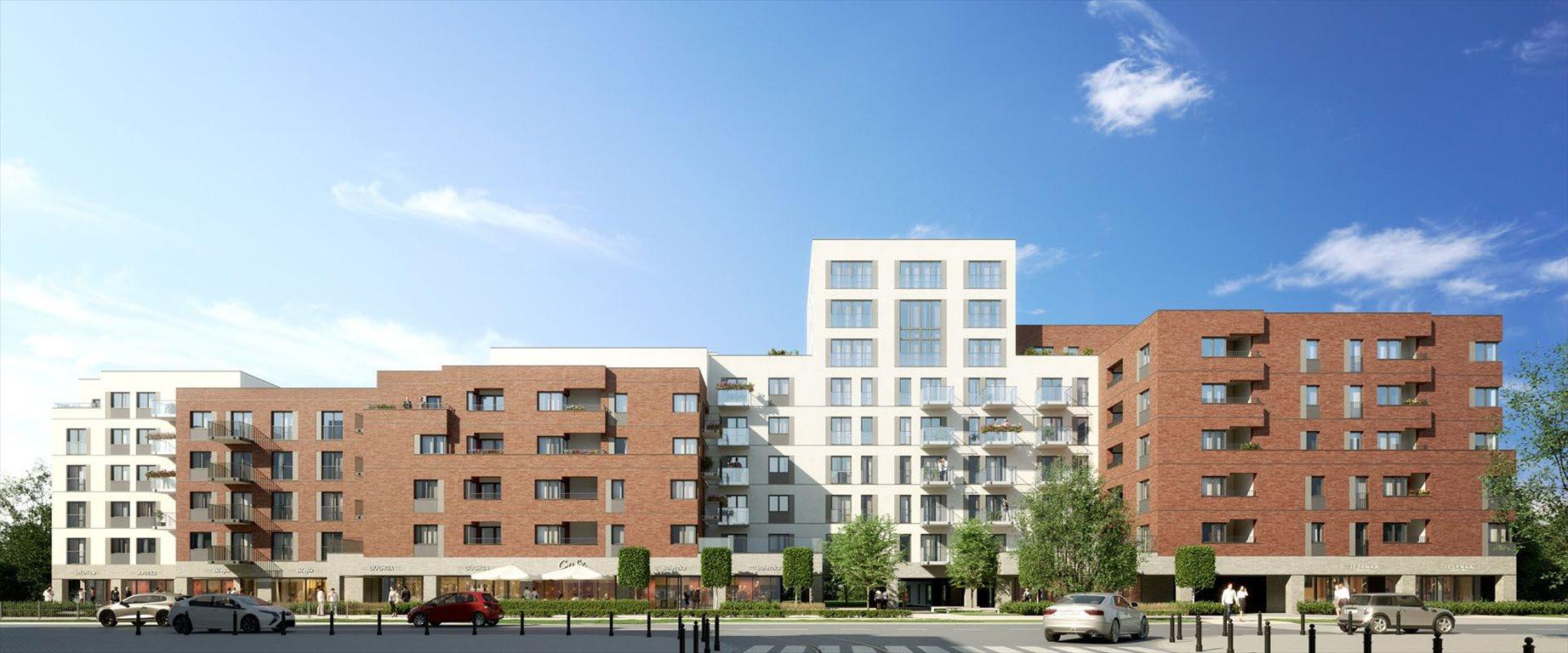 Mieszkanie trzypokojowe na sprzedaż Warszawa, Praga Północ, Wileńska  66m2 Foto 1