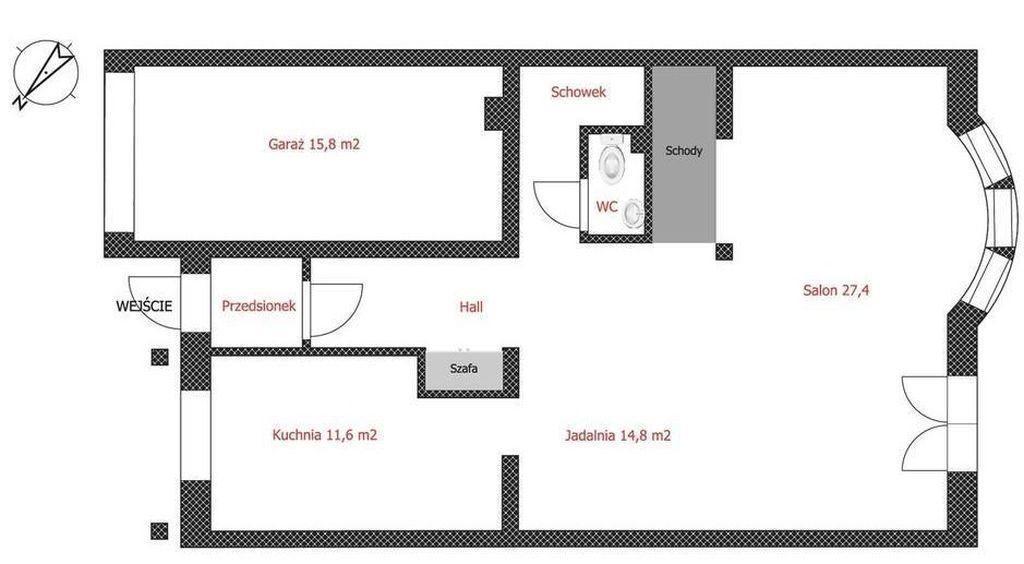 Dom na sprzedaż Warszawa, Wilanów, Zawady, Zawady  240m2 Foto 8