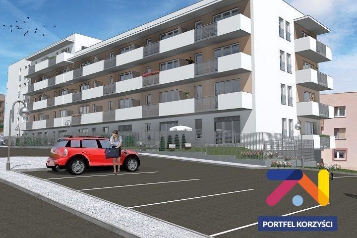 Mieszkanie dwupokojowe na sprzedaż Krosno Odrzańskie  44m2 Foto 1