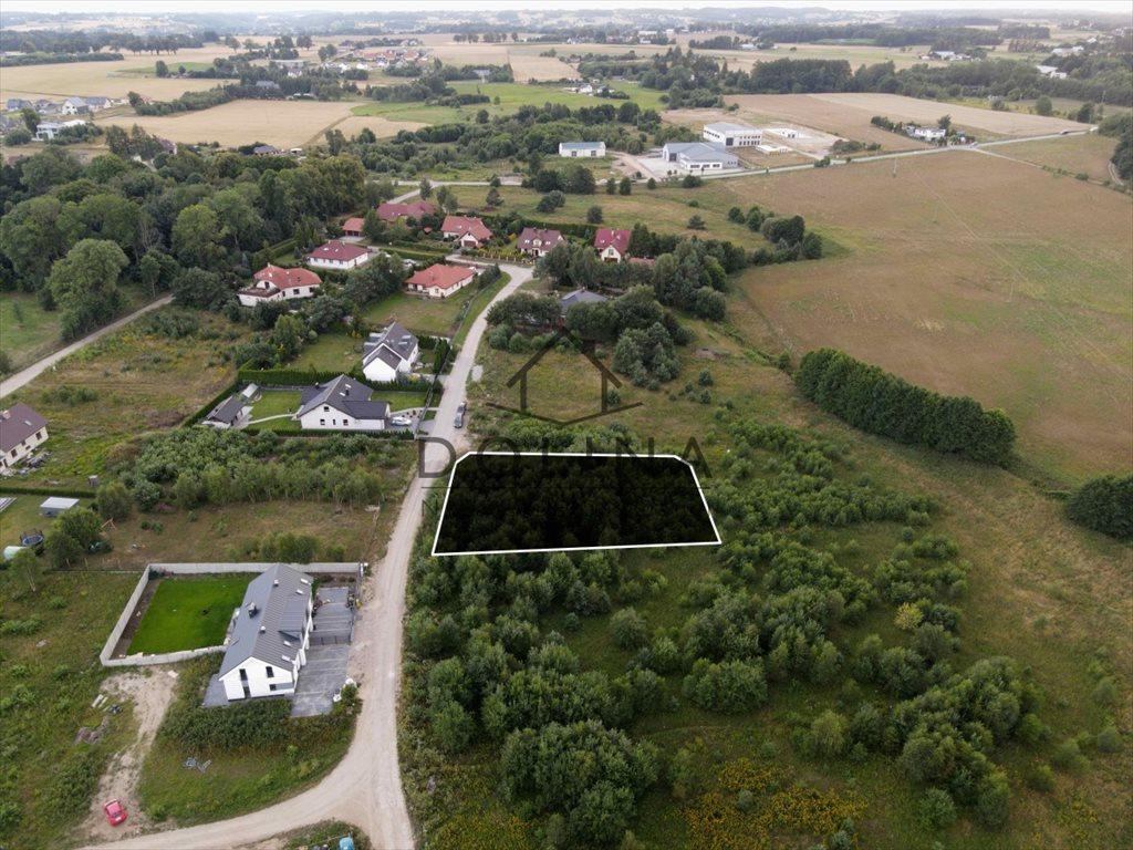 Działka budowlana na sprzedaż Dobrzewino, Siewna  1710m2 Foto 2