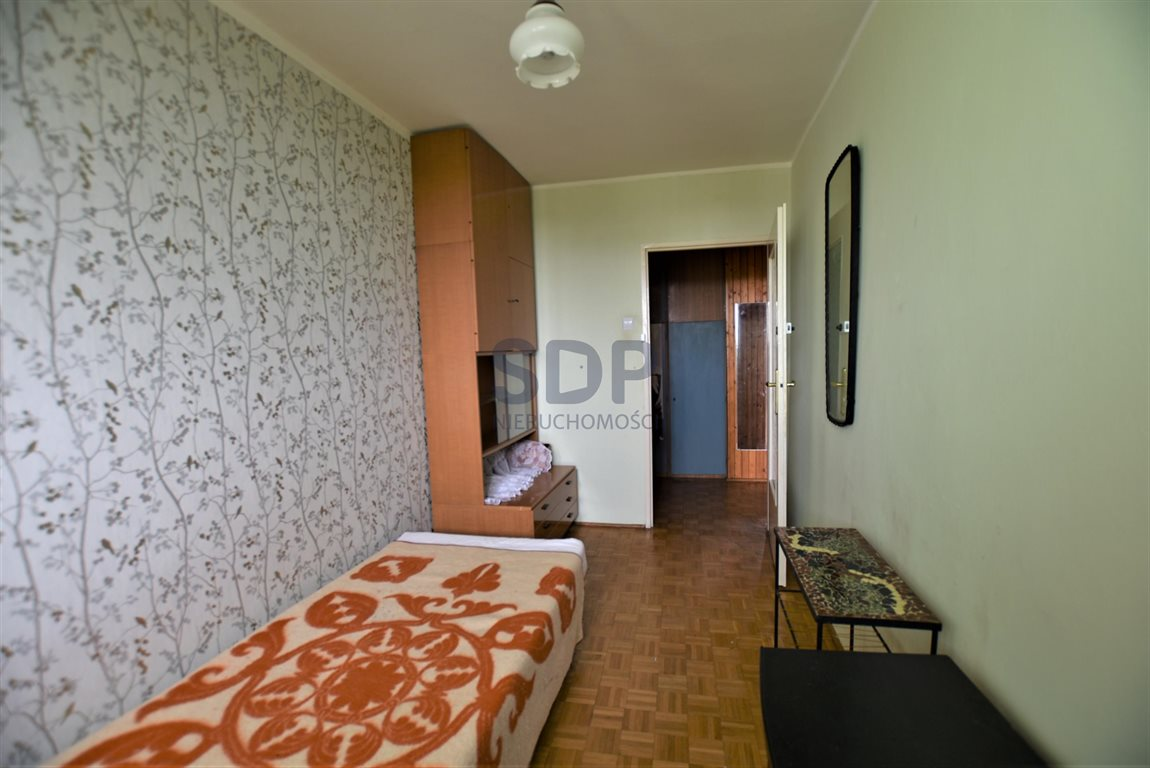 Mieszkanie trzypokojowe na sprzedaż Wrocław, Śródmieście, Biskupin, Olszewskiego  60m2 Foto 6