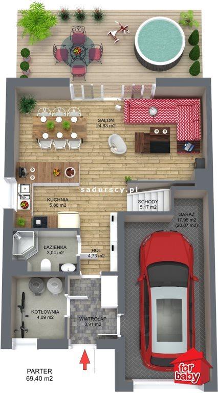 Dom na sprzedaż Przebieczany  129m2 Foto 1