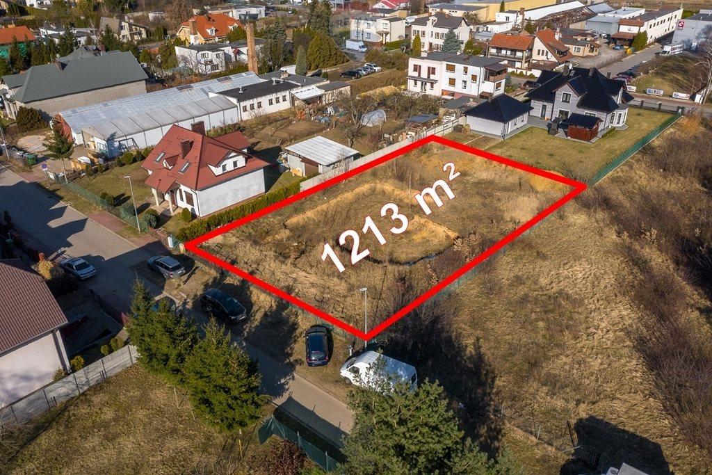 Działka budowlana na sprzedaż Przeźmierowo, Malinowa  1213m2 Foto 1