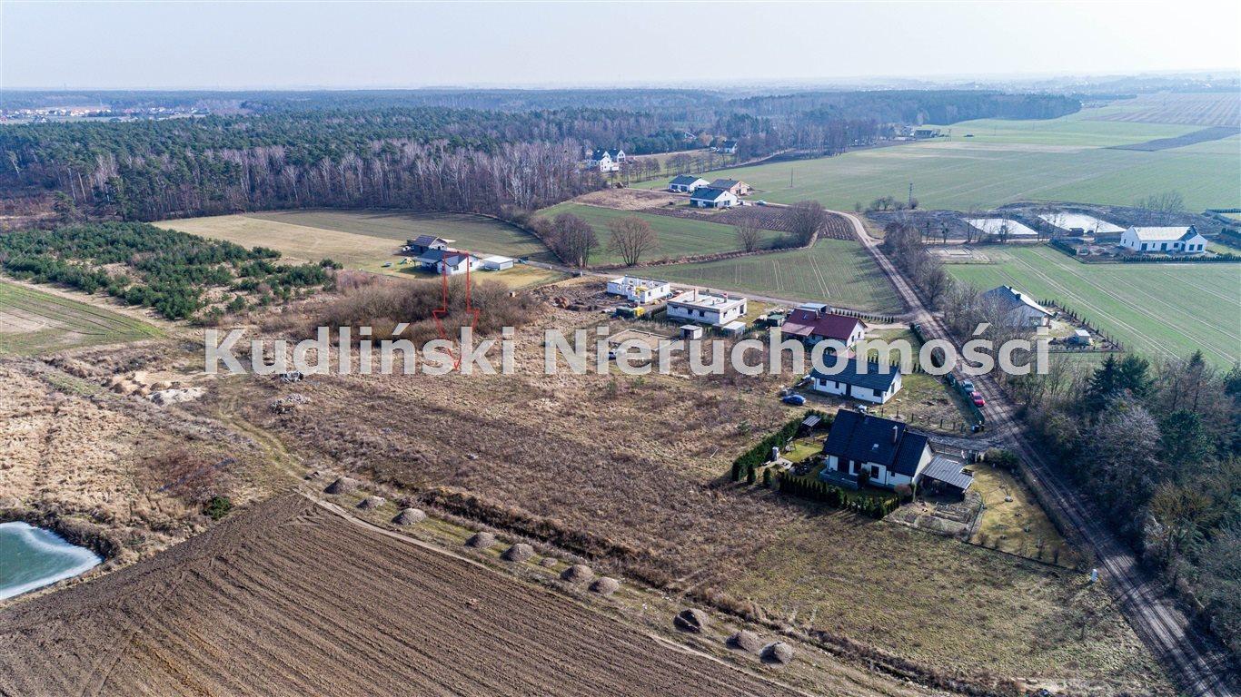 Działka budowlana na sprzedaż Kopanina  1403m2 Foto 3