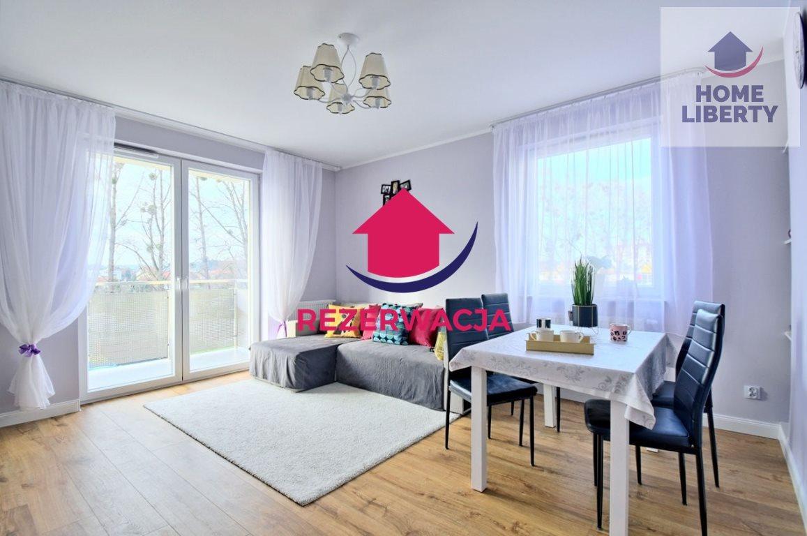 Mieszkanie trzypokojowe na sprzedaż Olsztyn, Zacisze, Bartąska  58m2 Foto 1