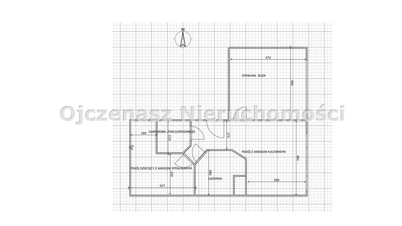Mieszkanie trzypokojowe na sprzedaż Bydgoszcz, Bartodzieje  72m2 Foto 7