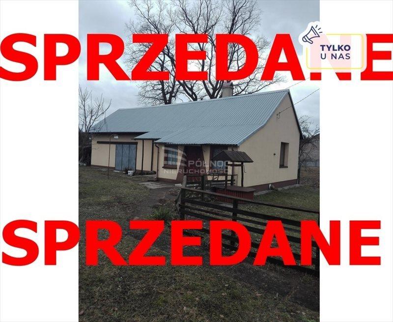 Dom na sprzedaż Nowy Sokołów  45m2 Foto 1