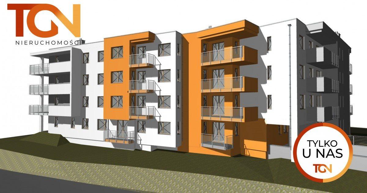Mieszkanie trzypokojowe na sprzedaż Łódź, Doły, Czeremoska  57m2 Foto 4