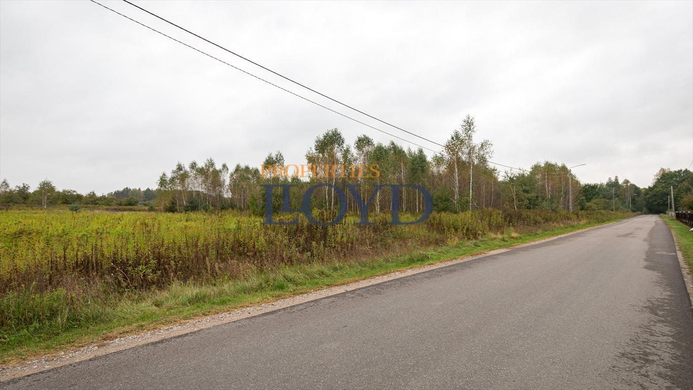 Działka budowlana na sprzedaż Grabina, Grabina  62342m2 Foto 5