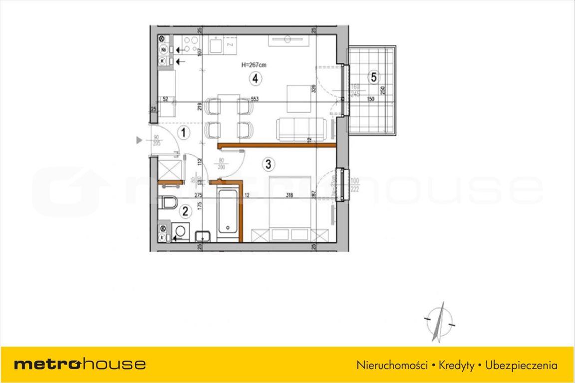 Mieszkanie dwupokojowe na sprzedaż Warszawa, Rembertów, Chełmżyńska  35m2 Foto 2