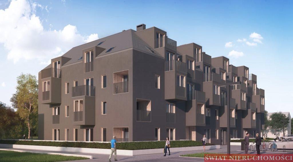 Mieszkanie dwupokojowe na sprzedaż Siechnice  59m2 Foto 6