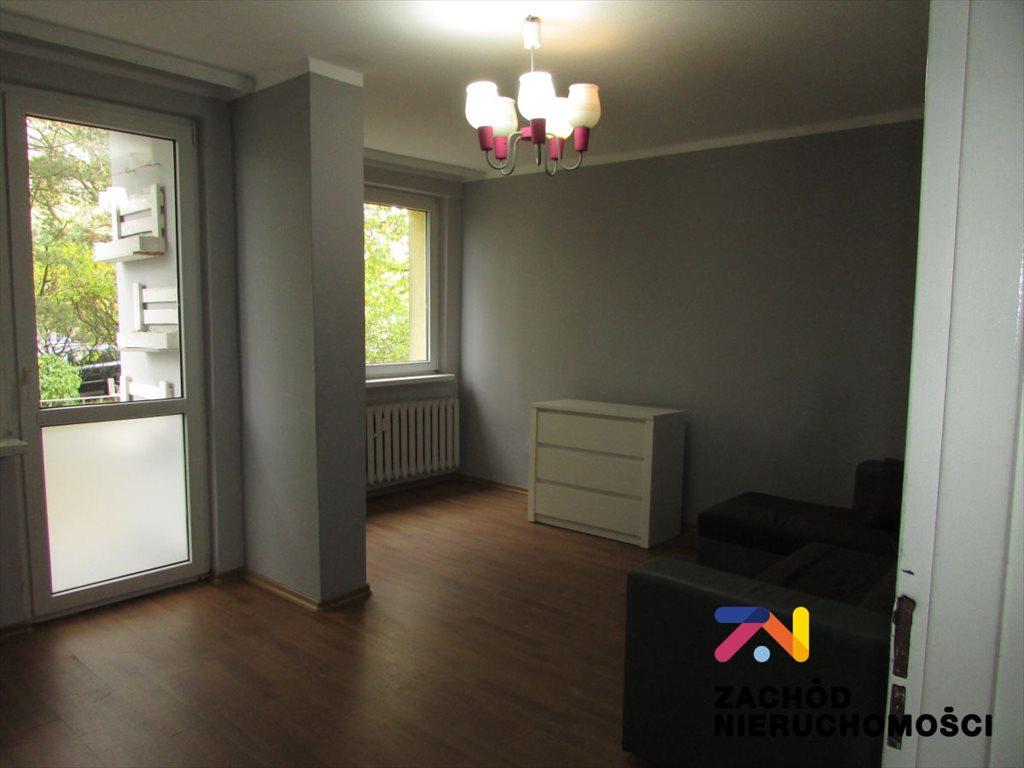 Mieszkanie dwupokojowe na wynajem Zielona Góra, Osiedle Braniborskie  40m2 Foto 3