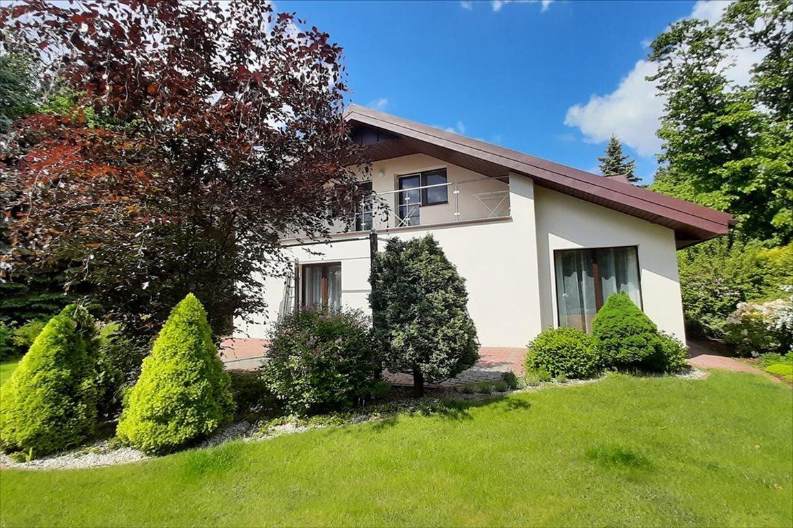 Dom na sprzedaż Dąbrowica, Jastków  215m2 Foto 1