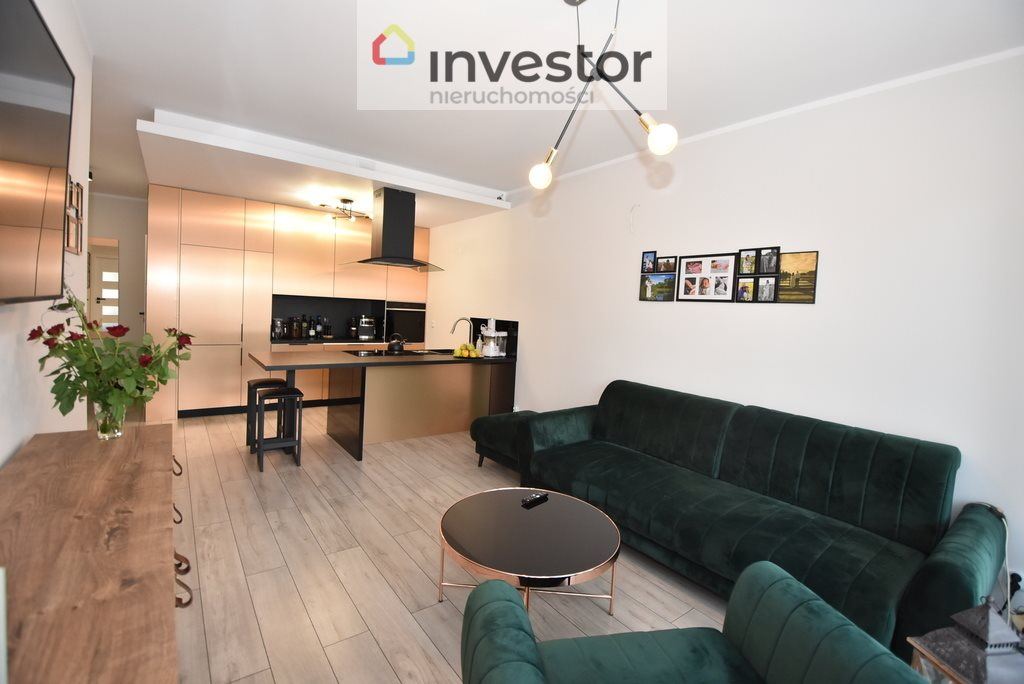 Mieszkanie dwupokojowe na sprzedaż Zielona Góra, Prosta  50m2 Foto 1