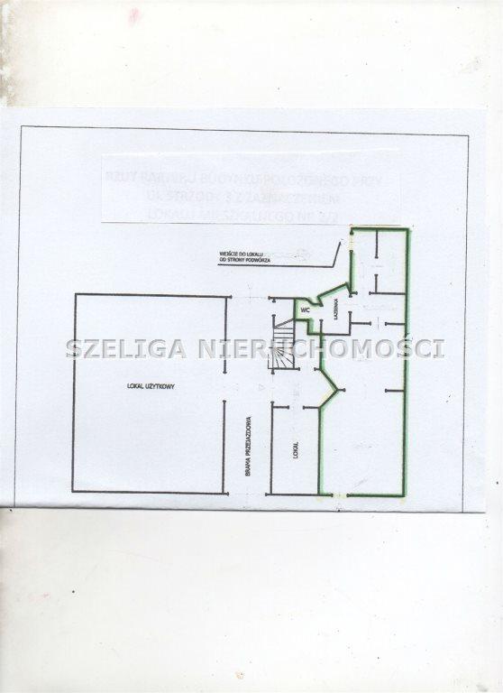 Lokal użytkowy na sprzedaż Gliwice, Śródmieście, ŚCISŁE CENTRUM, WEJŚCIE Z ULICY  72m2 Foto 1