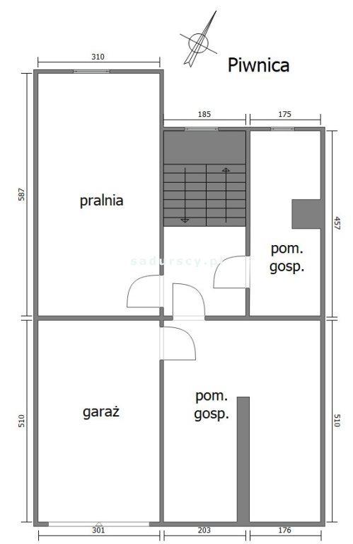 Dom na sprzedaż Kraków, Dębniki, Dębniki Stare, Praska  254m2 Foto 9