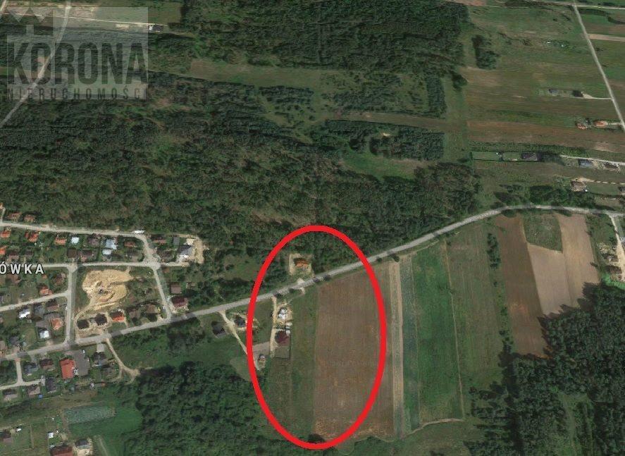 Działka rolna na sprzedaż Wasilków, Wasilków, 11 Listopada  5500m2 Foto 1