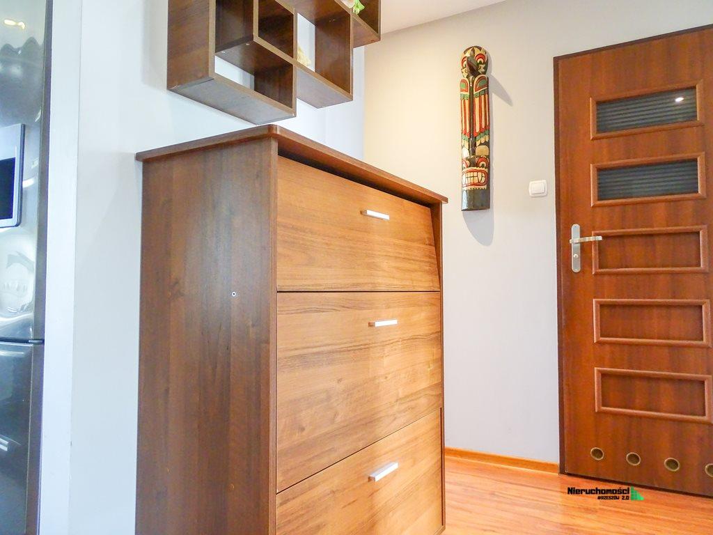 Mieszkanie trzypokojowe na wynajem Rzeszów, Baranówka, kpt. Edwarda Brydaka  59m2 Foto 12