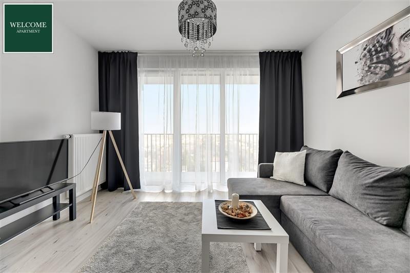 Mieszkanie dwupokojowe na wynajem Gdańsk, Jasień, GOSKA  45m2 Foto 3