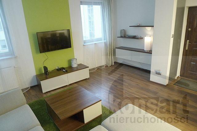 Mieszkanie dwupokojowe na wynajem Szczecin, Centrum, Targ Rybny  46m2 Foto 7