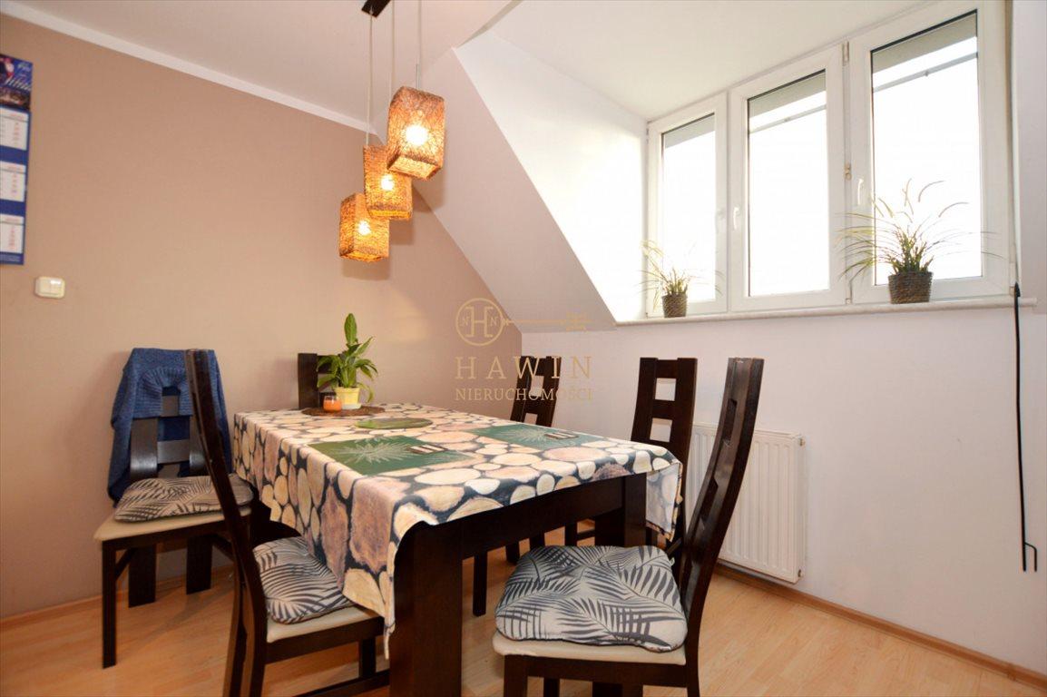 Mieszkanie trzypokojowe na sprzedaż Wysoka, Lipowa Chabrowa  55m2 Foto 5