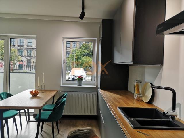 Mieszkanie trzypokojowe na wynajem Łódź, Śródmieście, Śródmieście, Franciszka Żwirki  56m2 Foto 6