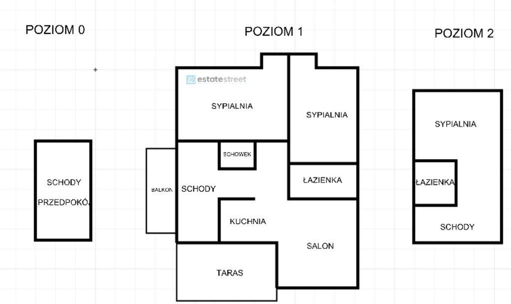 Mieszkanie trzypokojowe na sprzedaż Zielonki, Lawendowa  110m2 Foto 9