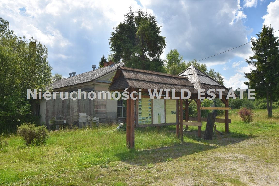 Lokal użytkowy na sprzedaż Czarna, Czarna Górna  668m2 Foto 1