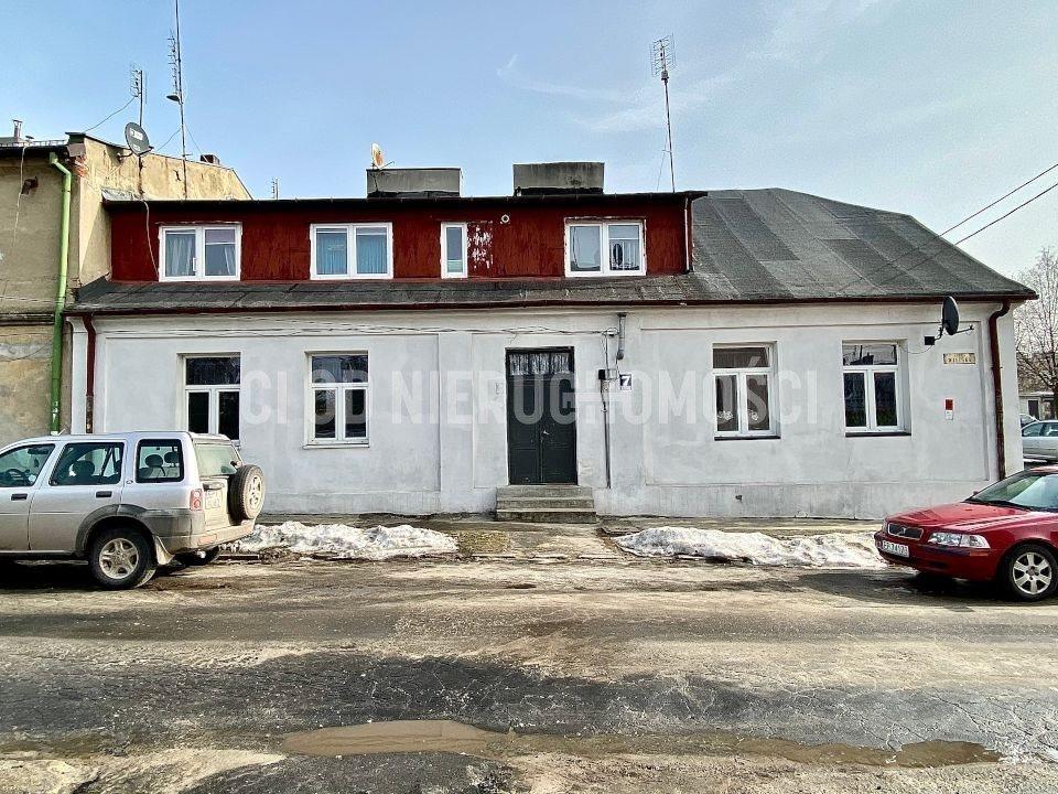 Działka budowlana na sprzedaż Piotrków Trybunalski, Wiejska  808m2 Foto 1