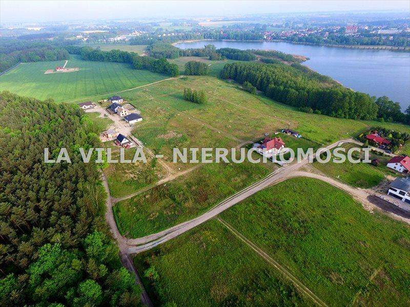Działka budowlana na sprzedaż Osieczna, Stanisławówka  873m2 Foto 1