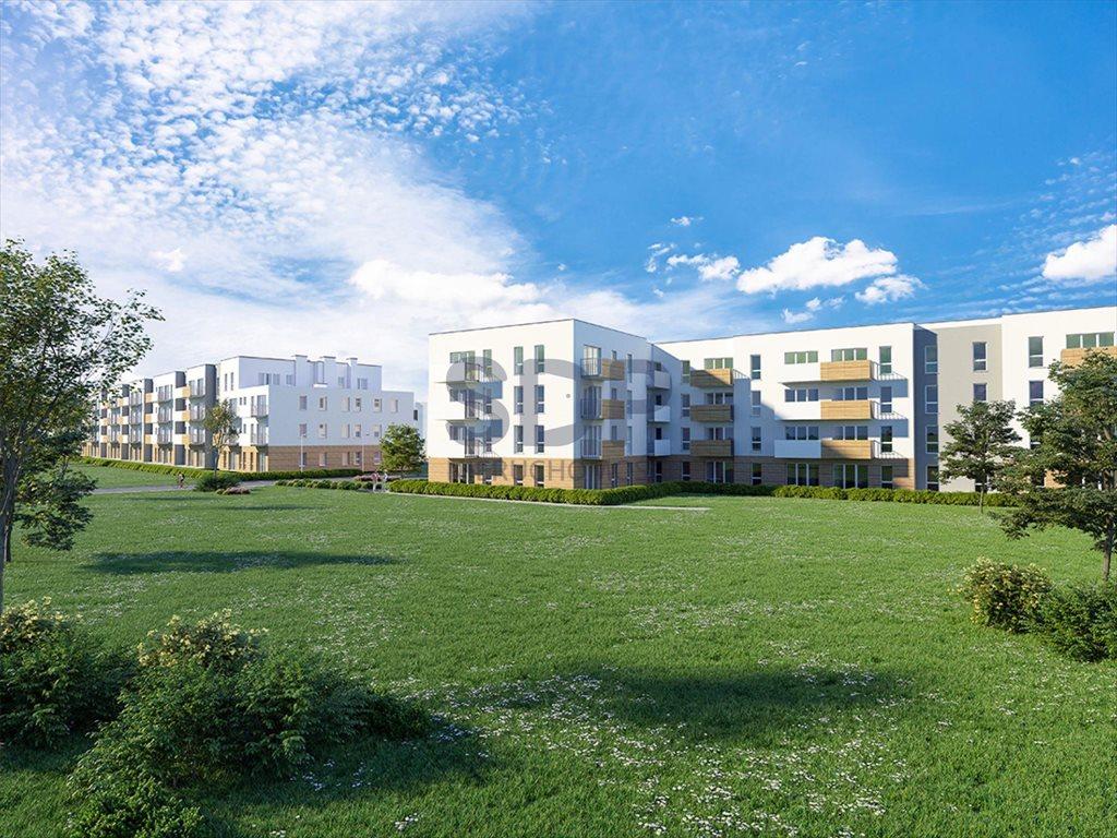 Mieszkanie trzypokojowe na sprzedaż Wrocław, Krzyki, Klecina, Dożynkowa  51m2 Foto 7