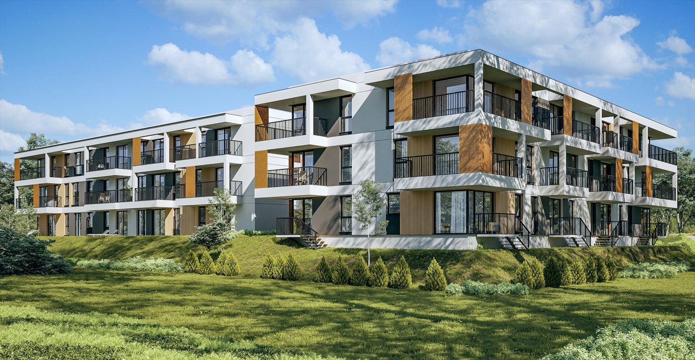 Mieszkanie trzypokojowe na sprzedaż Białystok, Zawady, ul. Lodowa  64m2 Foto 1