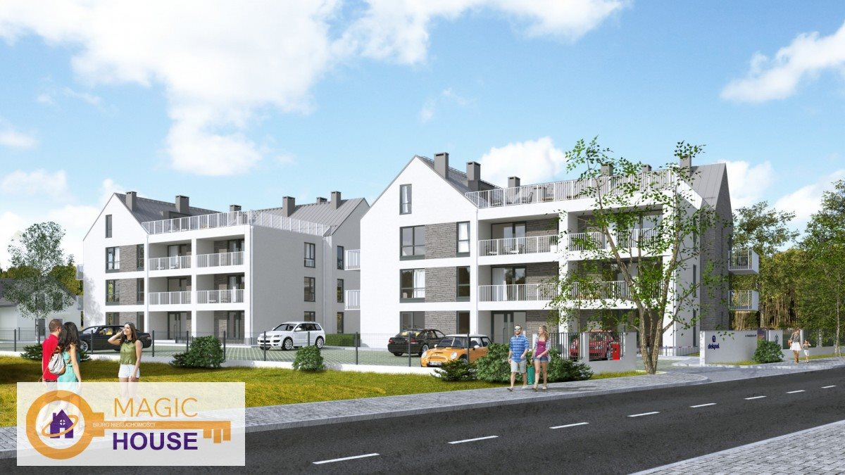 Mieszkanie dwupokojowe na sprzedaż Gdańsk, Sobieszewo, Nadwiślańska  43m2 Foto 4