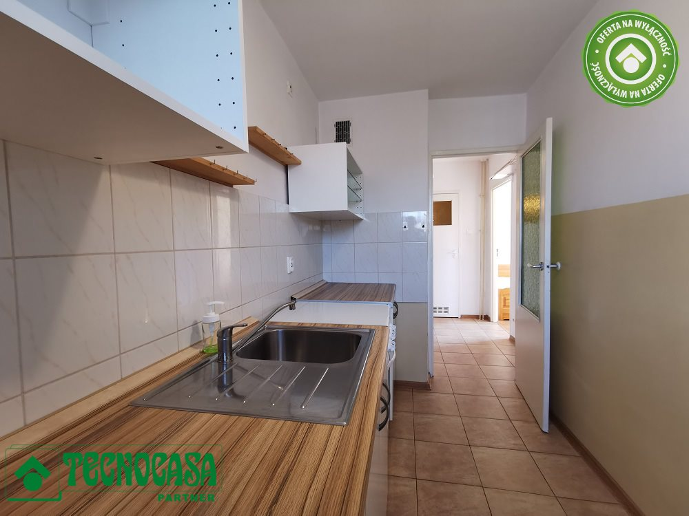 Mieszkanie dwupokojowe na wynajem Kraków, Bieżanów-Prokocim, Prokocim, Teligi  39m2 Foto 3