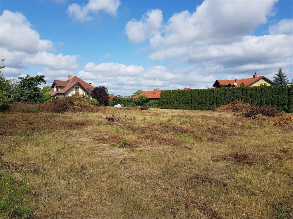 Działka budowlana na sprzedaż Poznań, Nowe Miasto, Spławie, Na Dołku  1732m2 Foto 2