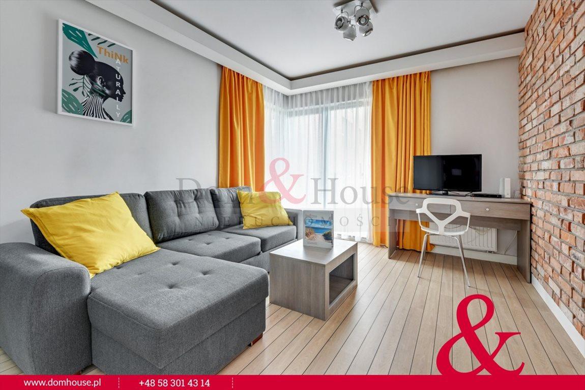 Mieszkanie dwupokojowe na wynajem Gdańsk, Śródmieście, Szafarnia  40m2 Foto 9